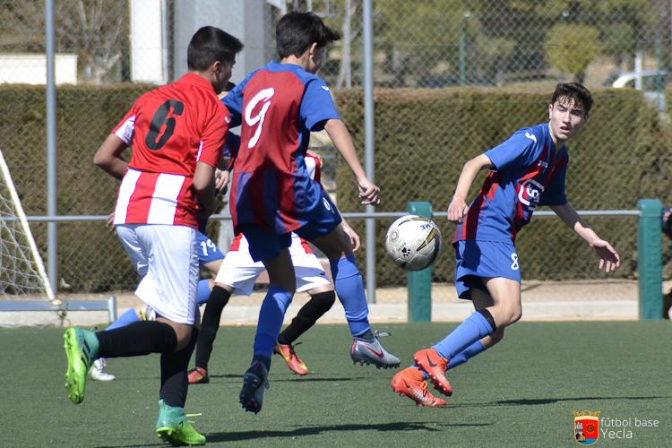 Cadete B - Bullas Deportivo 26