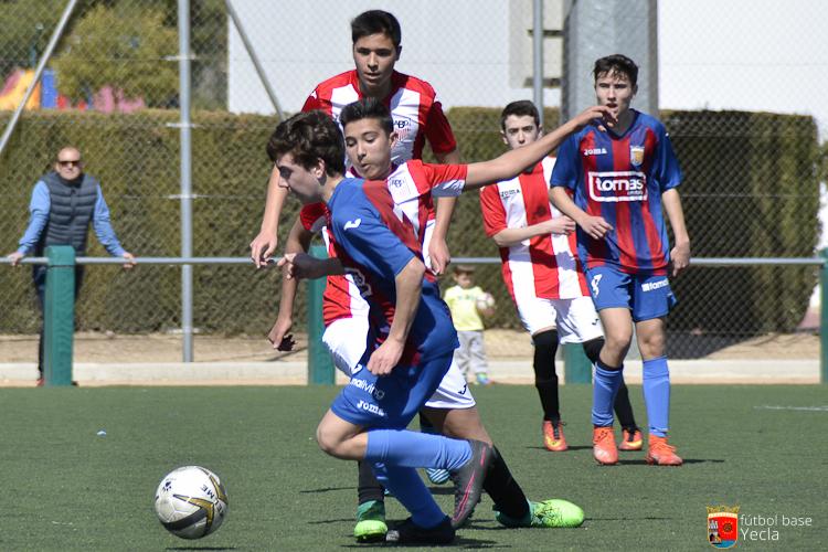 Cadete B - Bullas Deportivo 27