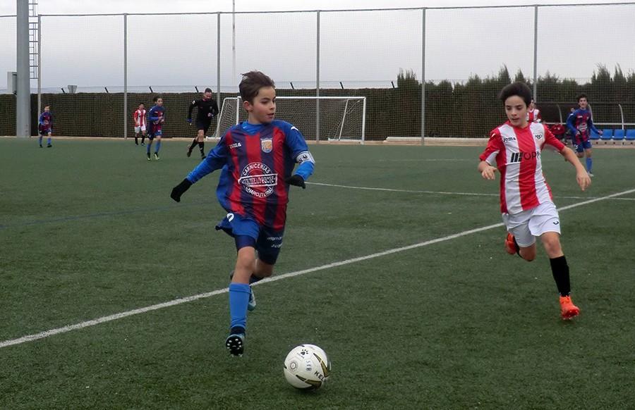 Infantil B - Bullas Deportivo B