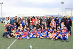 Infantil A - EF Murcia Promesas 01