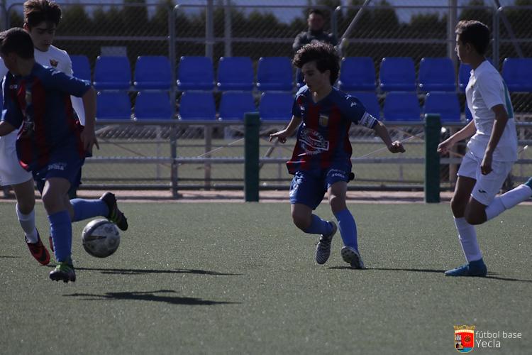 Infantil B - Bosco Cieza A 11