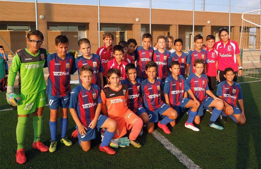 Alevin 1 - Bullas Deportivo A