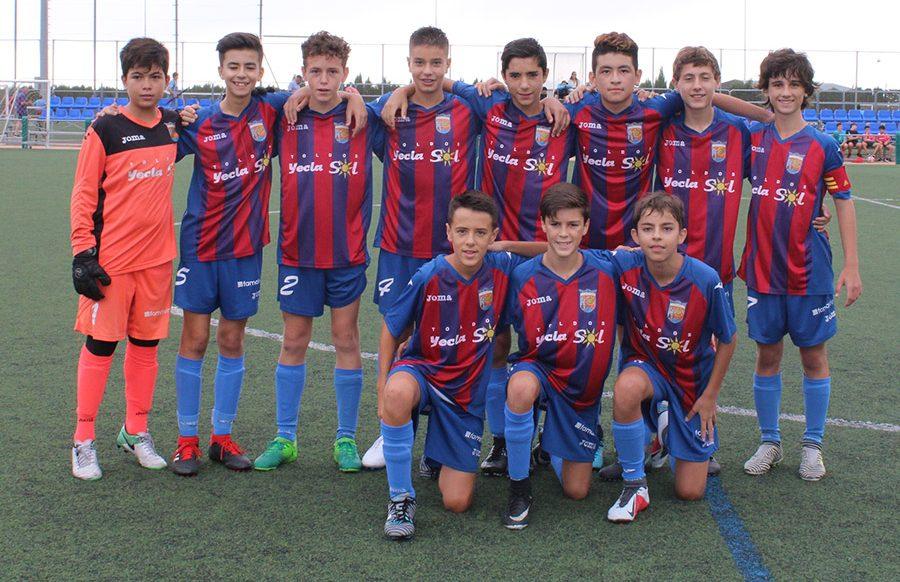 Infantil A - EF Murcia Promesas