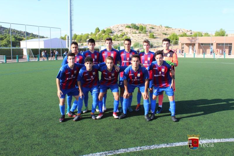 Juvenil A - Cabezo de Torres 02