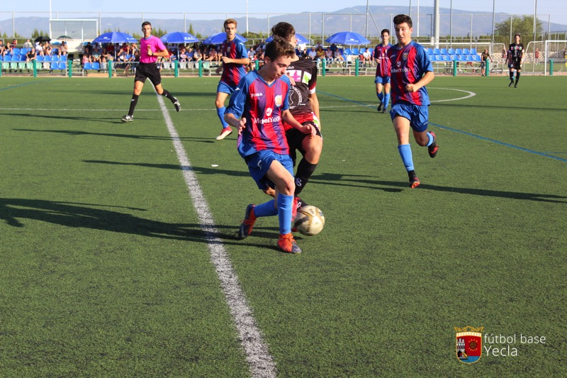 Juvenil A - Cabezo de Torres 08