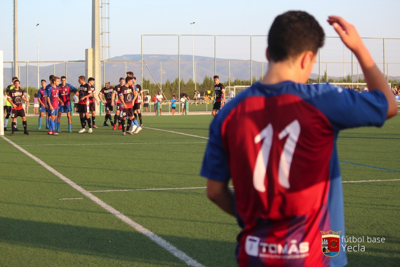 Juvenil A - Cabezo de Torres 21