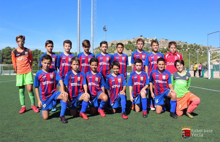 Alevin 1 - Ranero CF 02