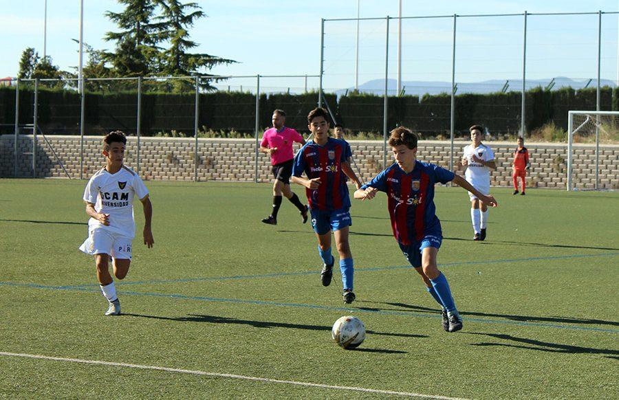 Infantil A - UCAM Murcia