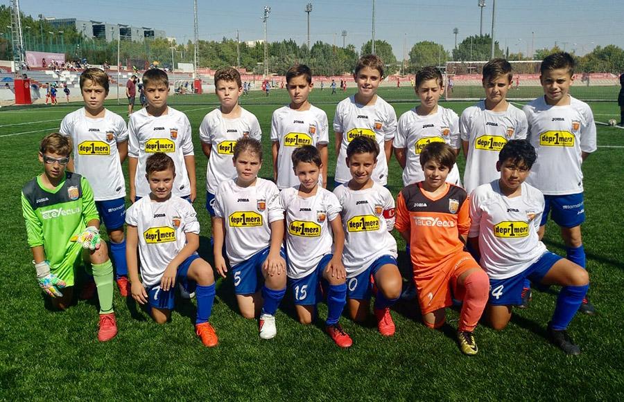 Real Murcia - Alevin 1