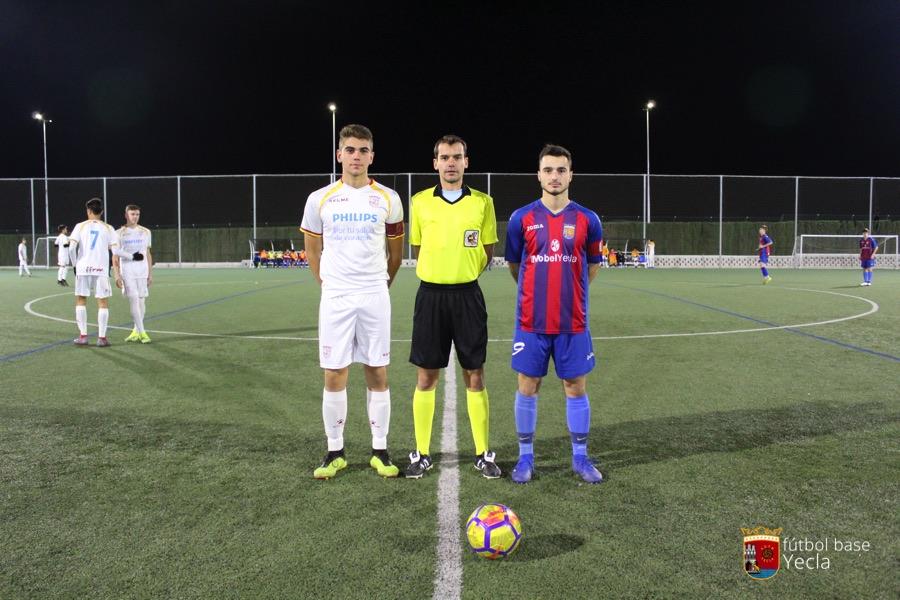 FB Yecla - Seleccion Murciana 05
