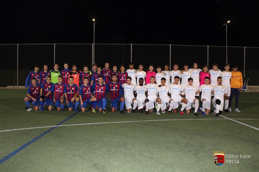 FB Yecla - Seleccion Murciana 14
