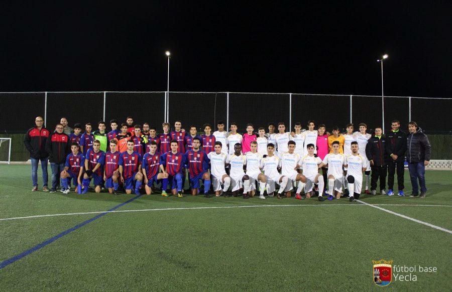 FB Yecla - Selección Murciana 15