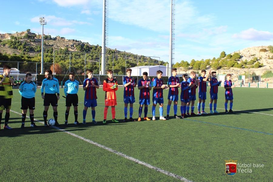 Juvenil B - EFB Puente Tocinos 01