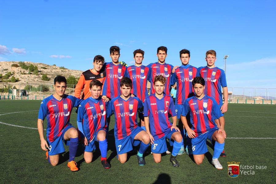 Juvenil B - EFB Puente Tocinos 03