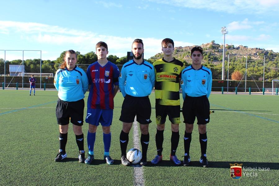 Juvenil B - EFB Puente Tocinos 04