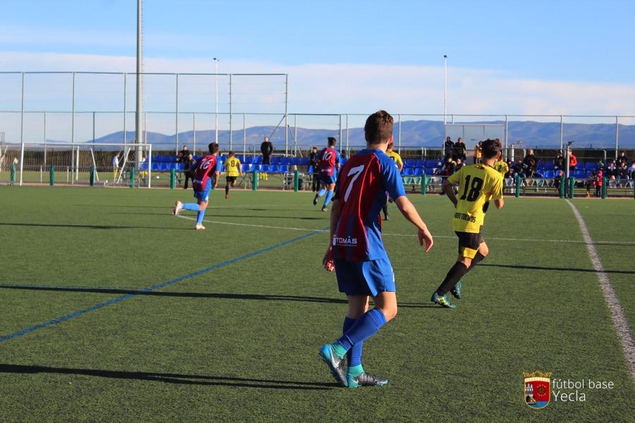 Juvenil B - EFB Puente Tocinos 05