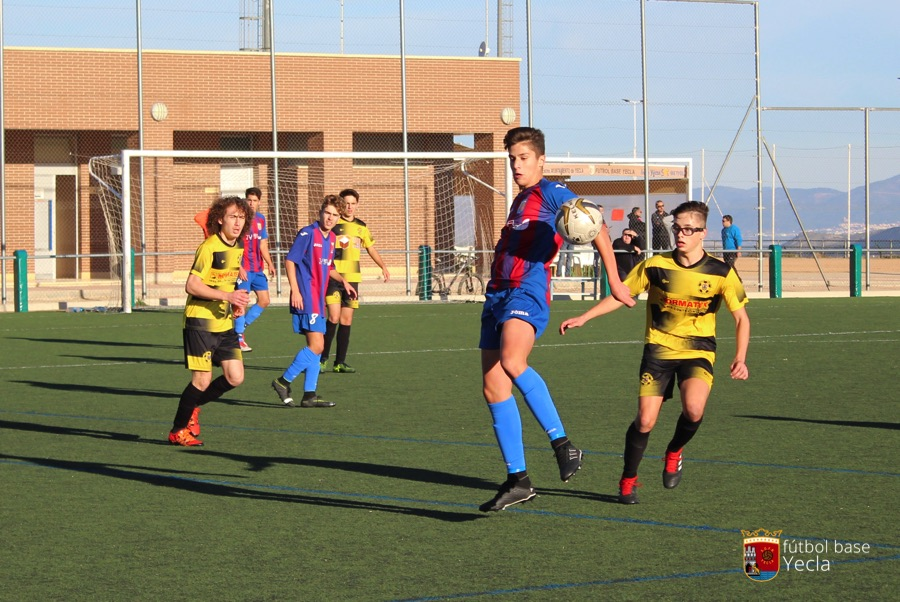 Juvenil B - EFB Puente Tocinos 06