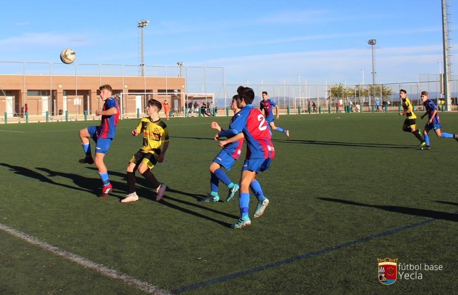 Juvenil B - EFB Puente Tocinos 07