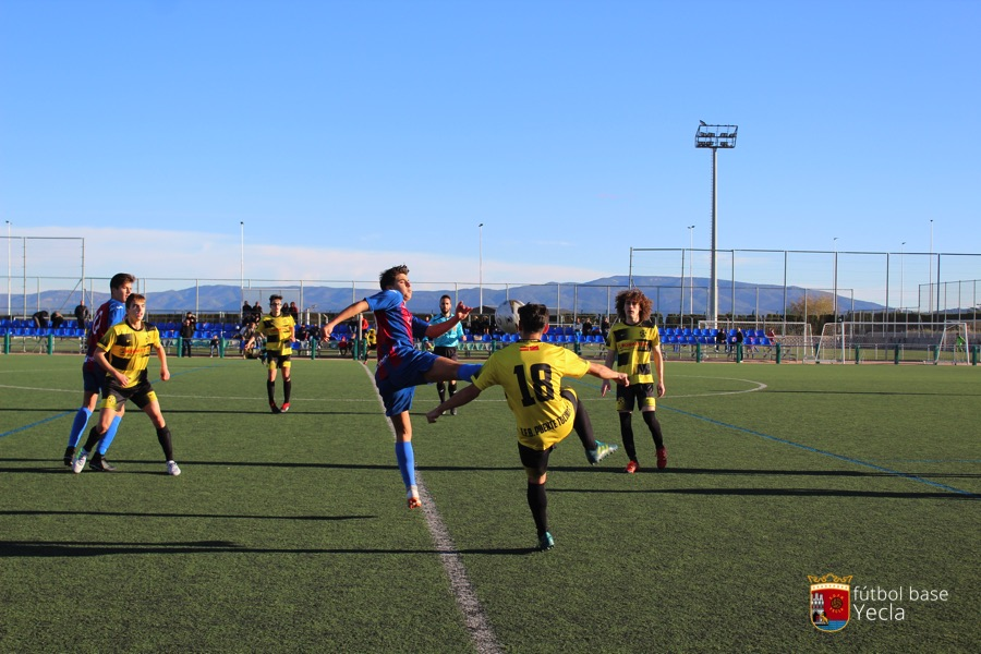 Juvenil B - EFB Puente Tocinos 08
