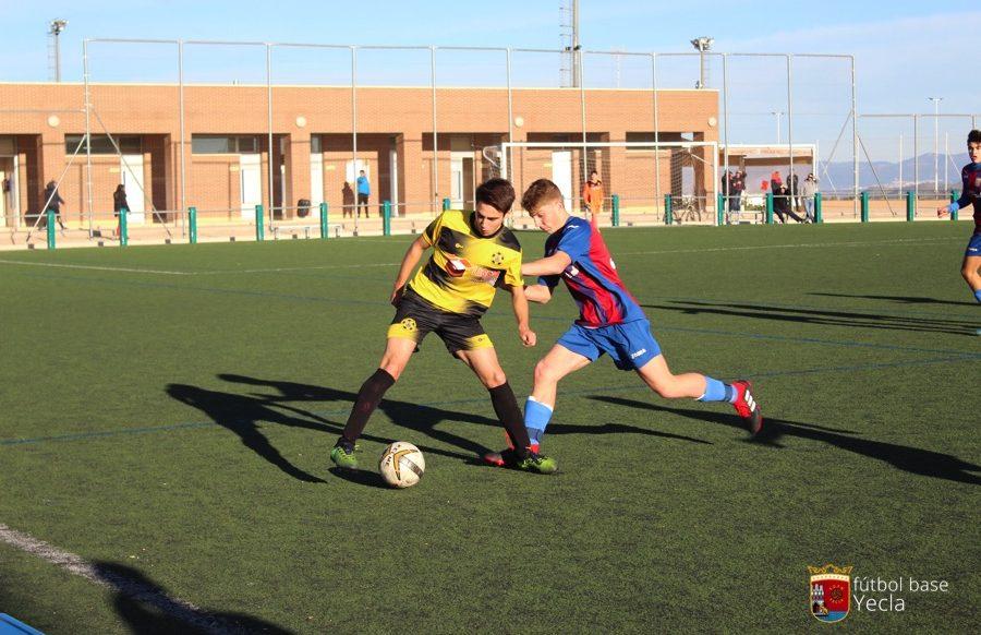 Juvenil B - EFB Puente Tocinos 11