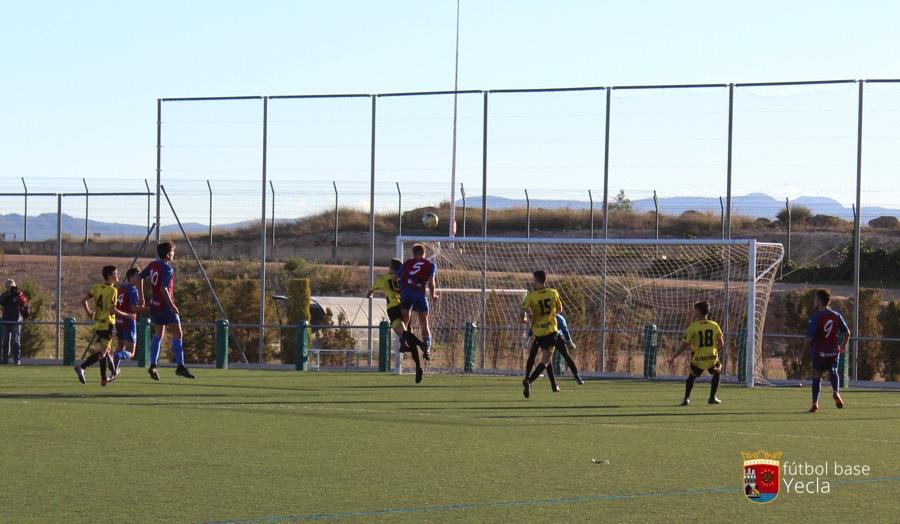 Juvenil B - EFB Puente Tocinos 13