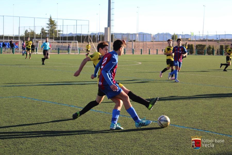 Juvenil B - EFB Puente Tocinos 14