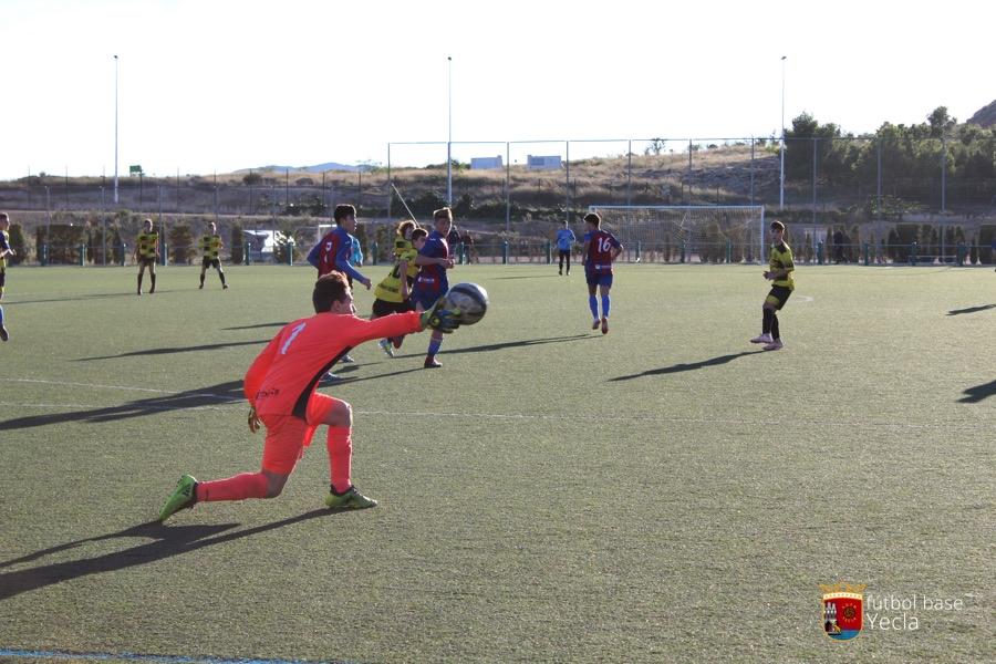 Juvenil B - EFB Puente Tocinos 16