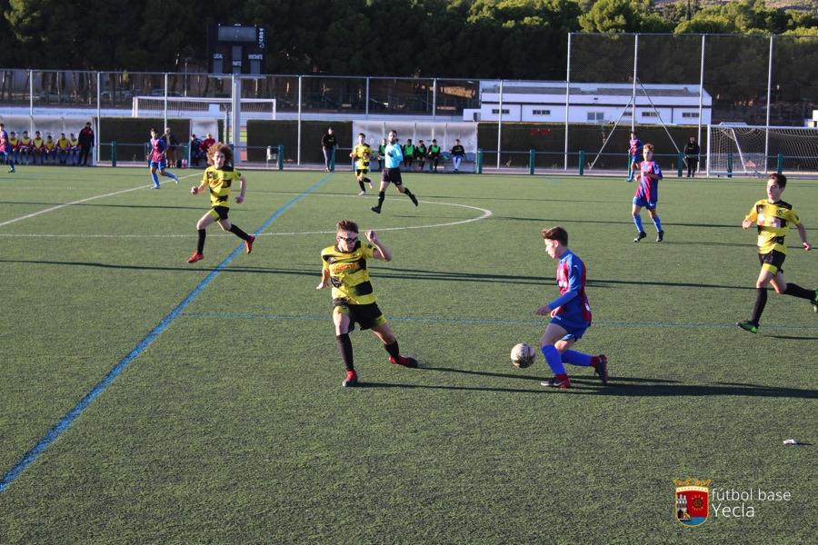 Juvenil B - EFB Puente Tocinos 17