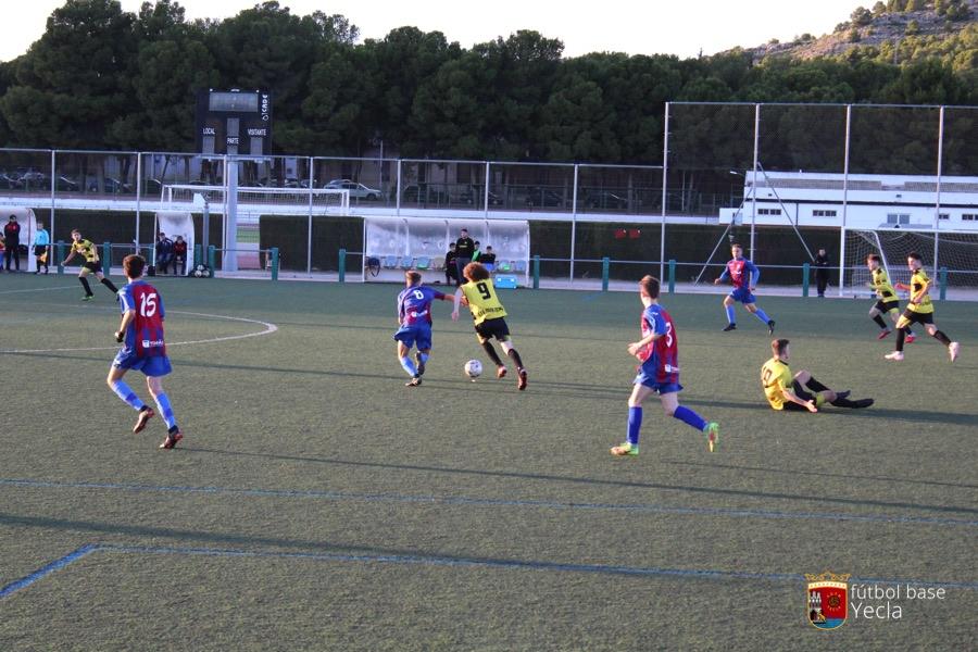 Juvenil B - EFB Puente Tocinos 18