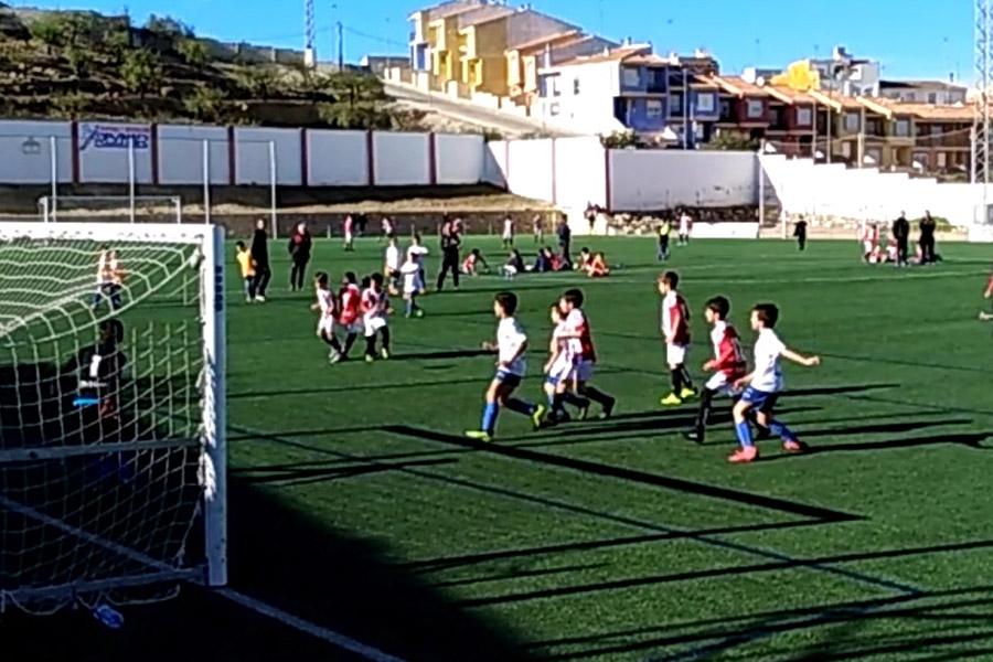 Bullas Deportivo - Benjamin