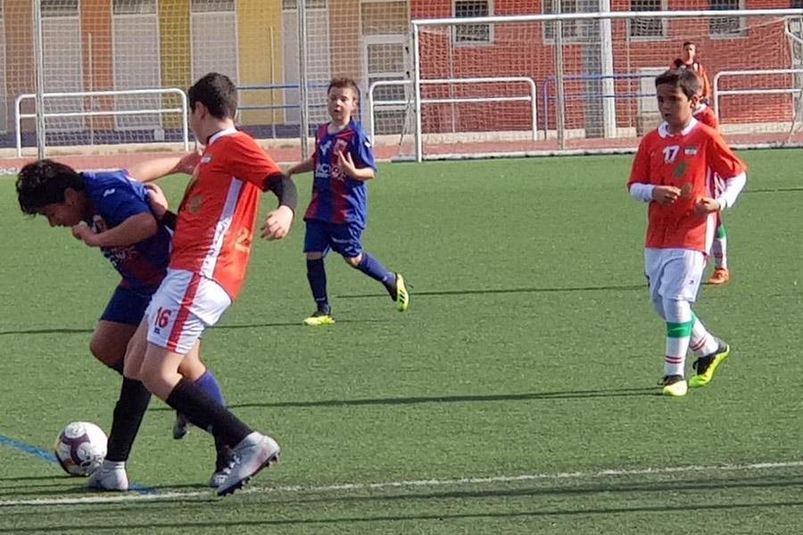 Cehegin Deportivo - Alevin B
