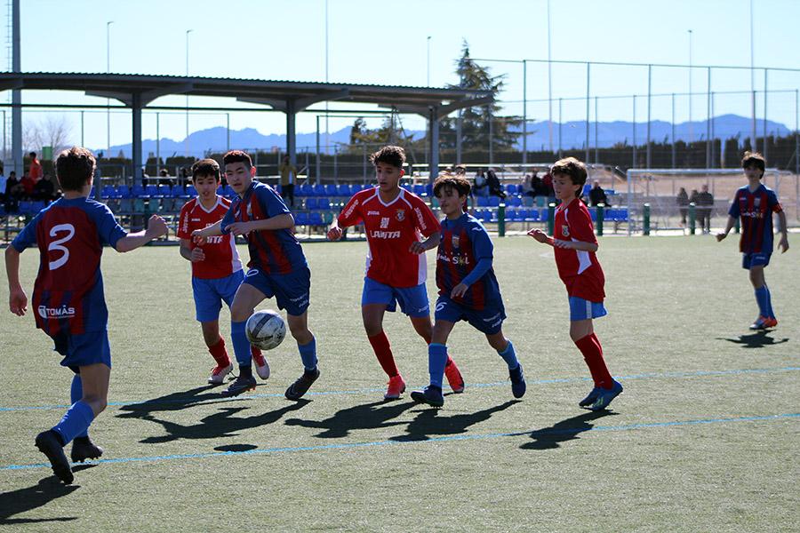 Infantil A - EF Torre Pacheco