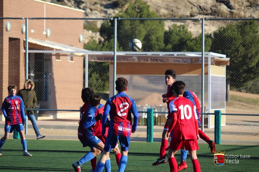 Infantil A - El Palmar 07