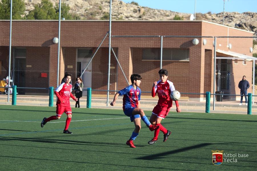 Infantil A - El Palmar 09