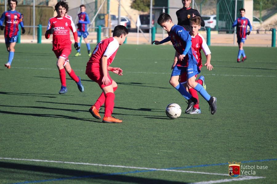 Infantil A - El Palmar 12