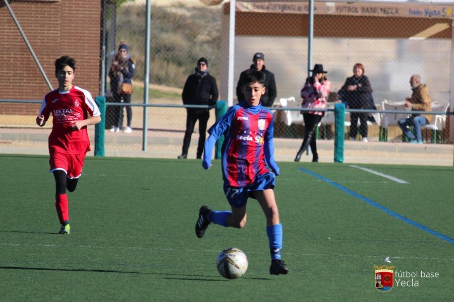 Infantil A - El Palmar 16