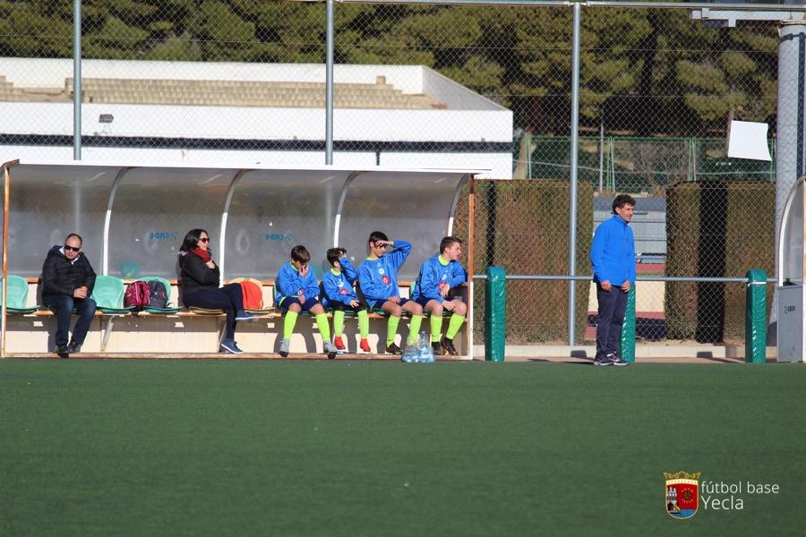 Infantil B - Moratalla FB 08