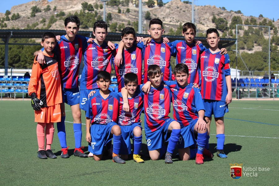 Infantil B - Bullas Deportivo 03