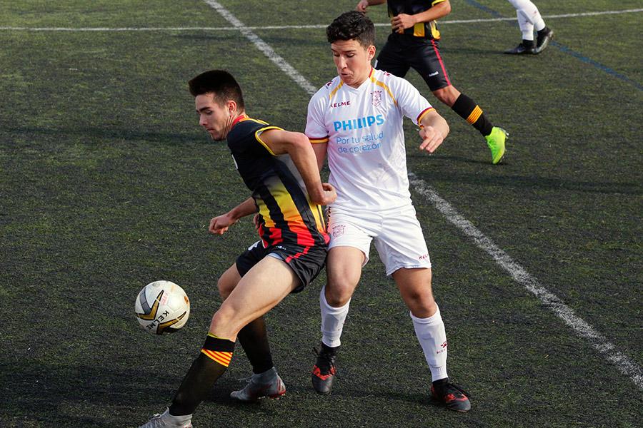 Luispa - Seleccion Murciana Sub-18