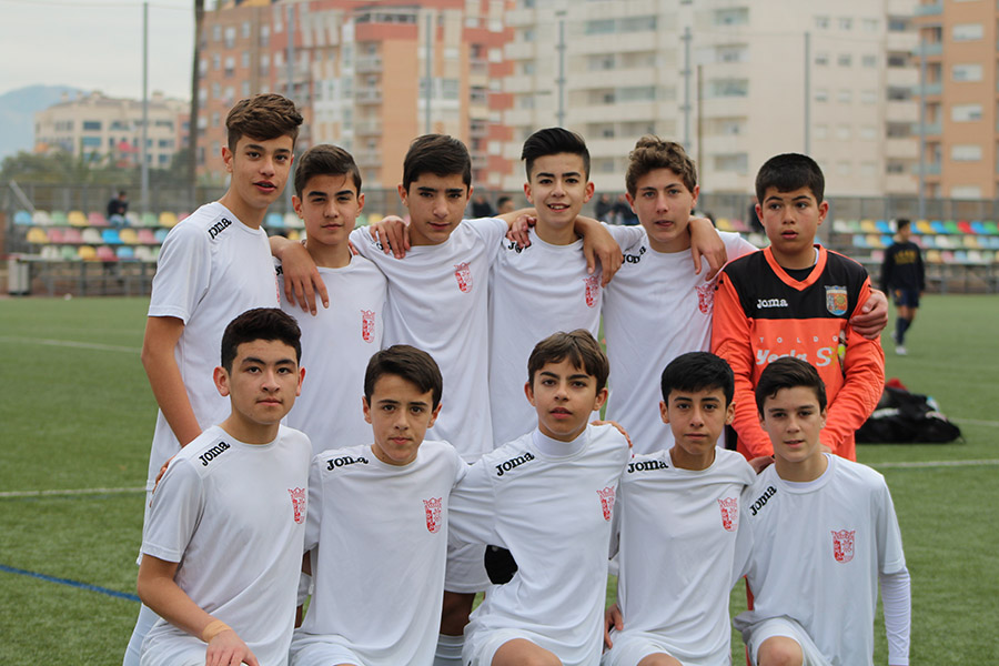 UCAM Murcia - Infantil A