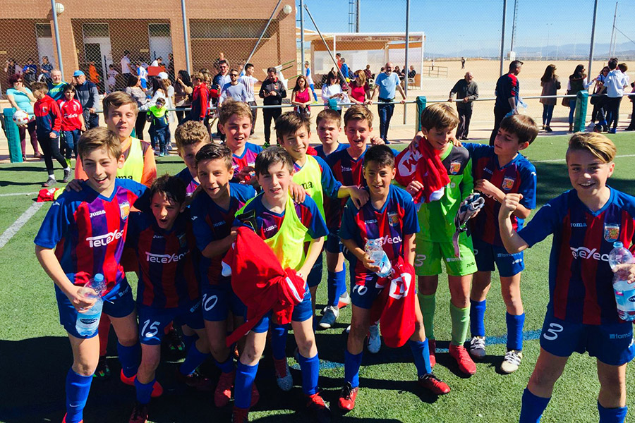 Alevin 1 - UCAM Murcia