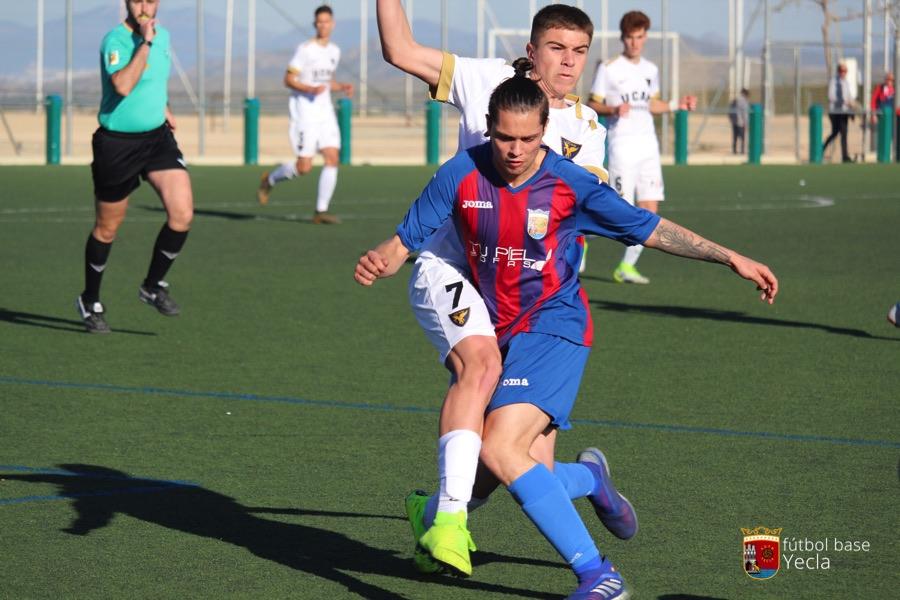 Juvenil B - UCAM Murcia 03