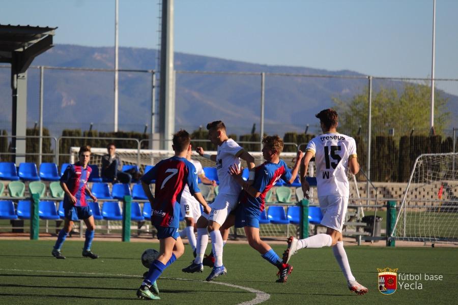 Juvenil B - UCAM Murcia 04