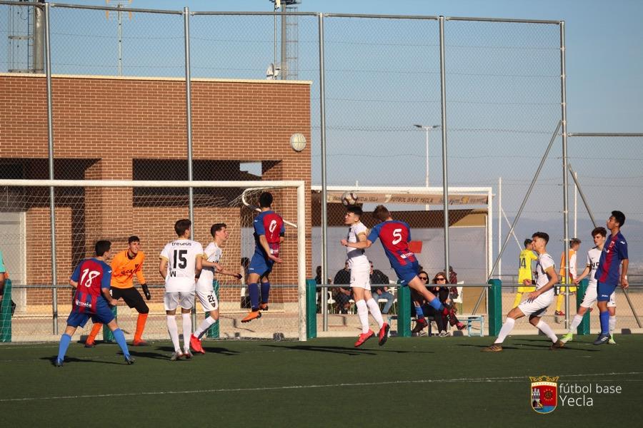 Juvenil B - UCAM Murcia 09