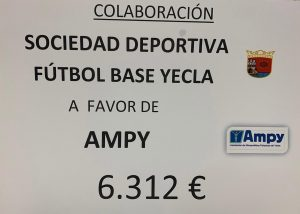 Sorteo beneficio Ampy 03