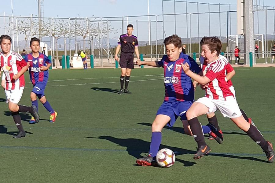 Alevin B - Bullas Deportivo