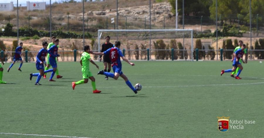 Cadete B - Bosco Cieza 07