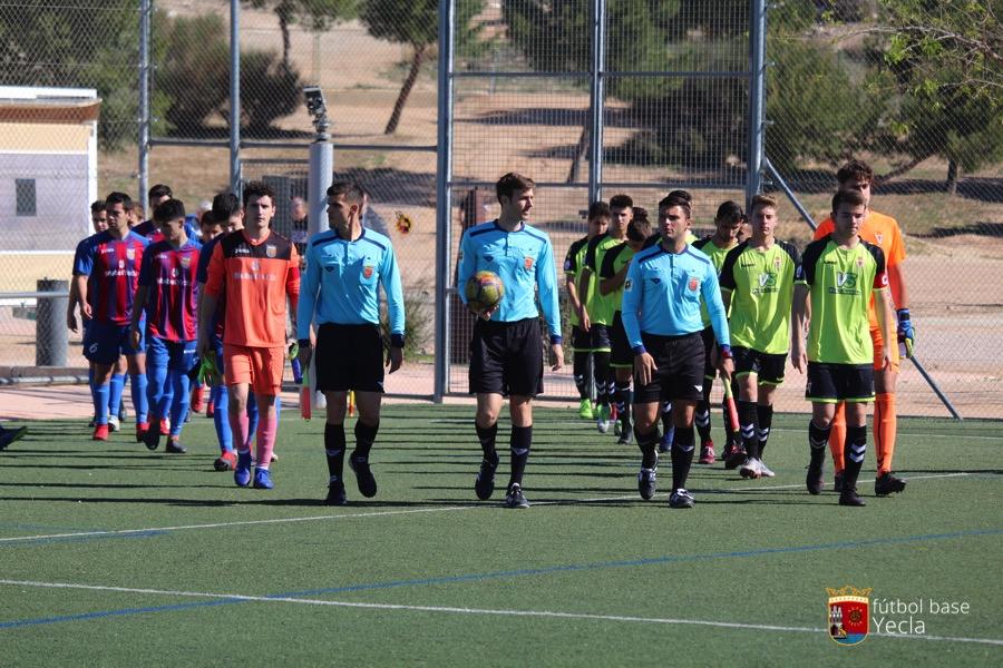 Juvenil A - Real Murcia CF 01