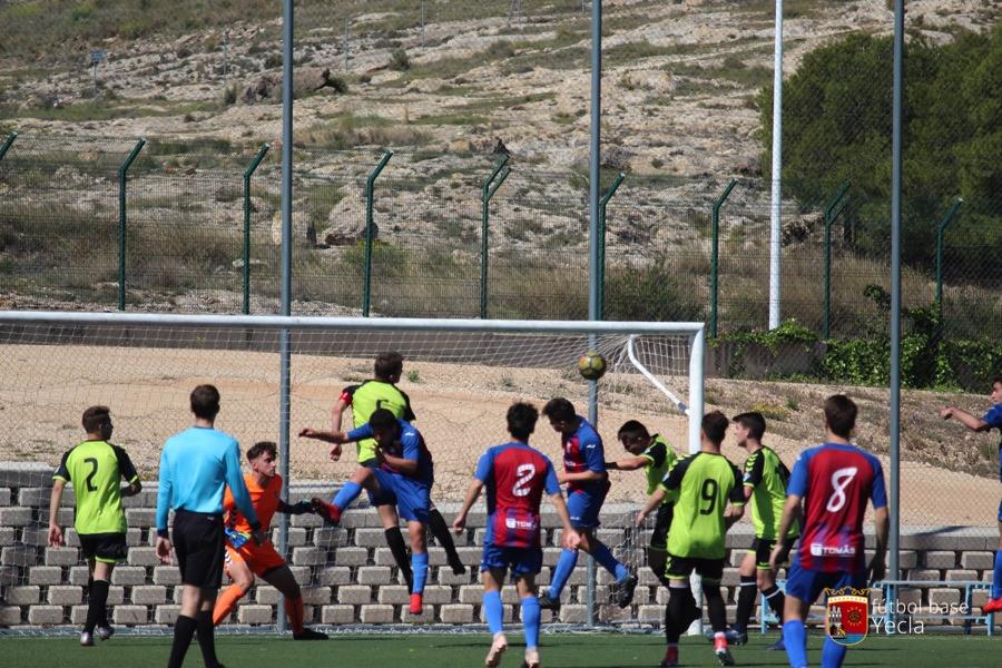 Juvenil A - Real Murcia CF 14