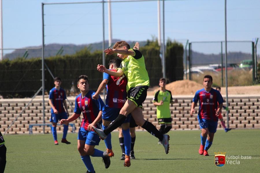 Juvenil A - Real Murcia CF 19